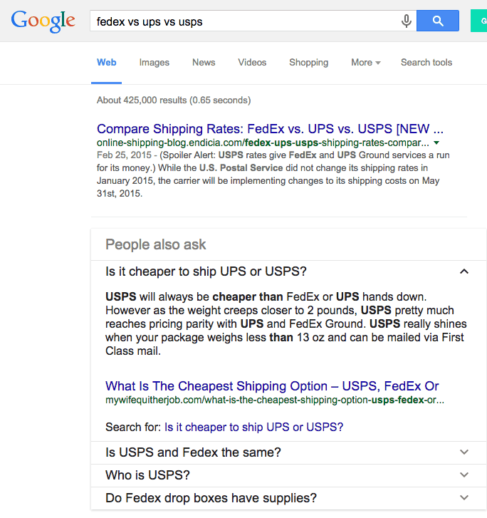 Google People Also Ask Desktop 2