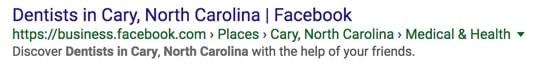 facebook-professional-services-serp-screenshot