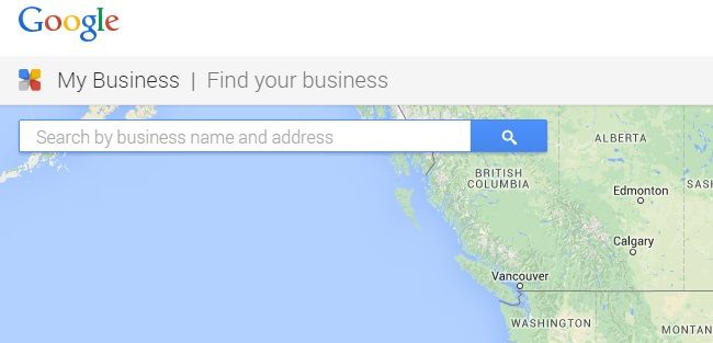 enter your business phone number on google my business
